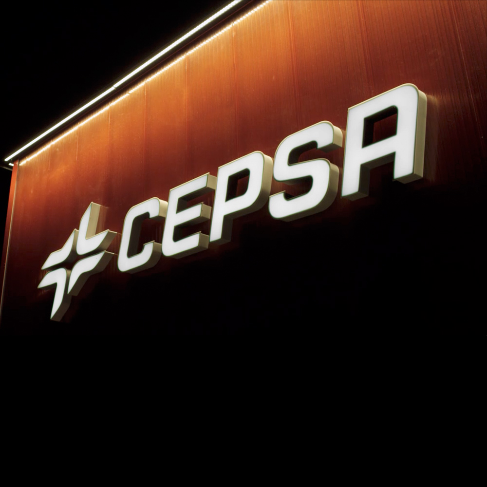 CEPSA, Ad New Stations